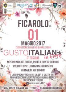 Primo maggio 2017 a Ficarolo