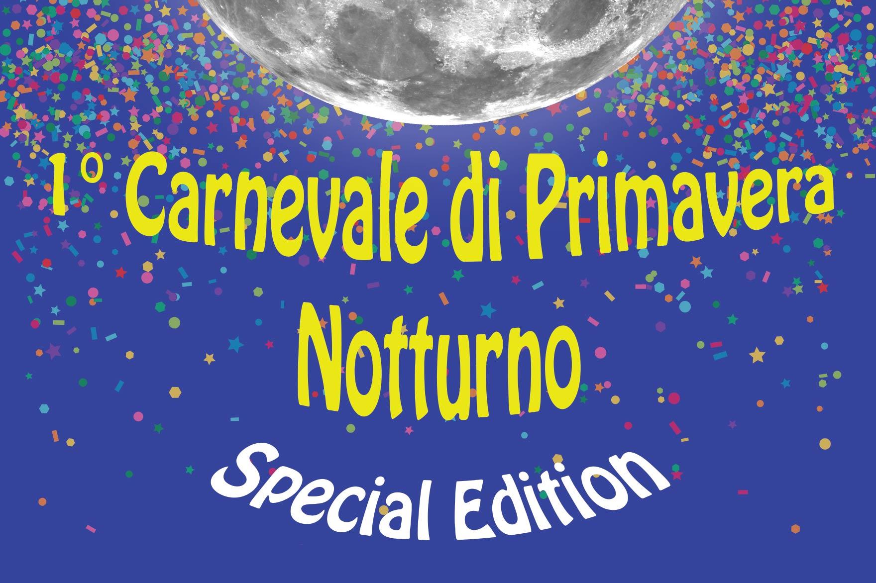 1° Carnevale di Primavera Notturno a Ficarolo