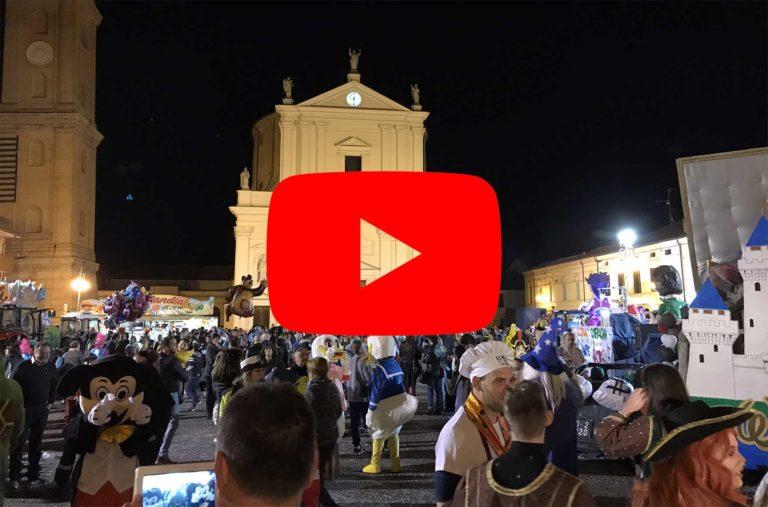 Carnevale notturno di Ficarolo 2018