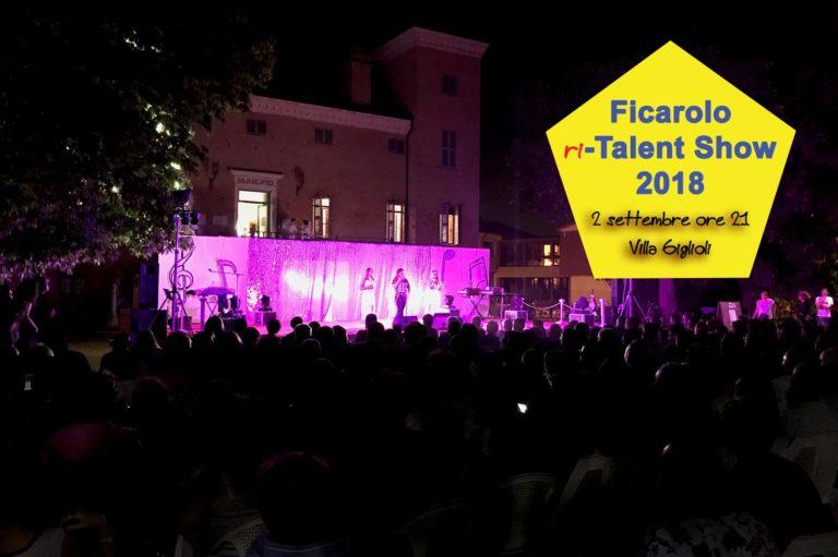 Ficarolo ri-Talent Show 2018, promessa mantenuta