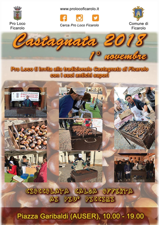 Castagnata 2018, 1° novembre a Ficarolo