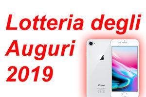 Lotteria degli auguri 2019