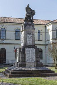 Il monumento.