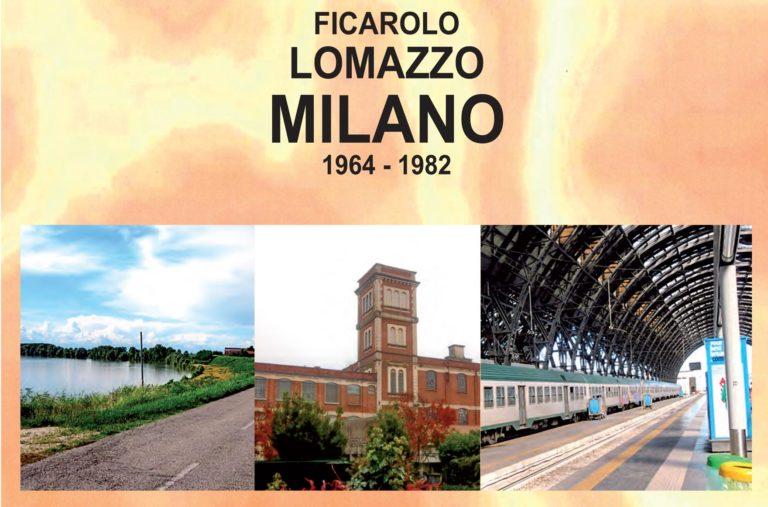Presentazione del libro Ficarolo Lomazzo Milano