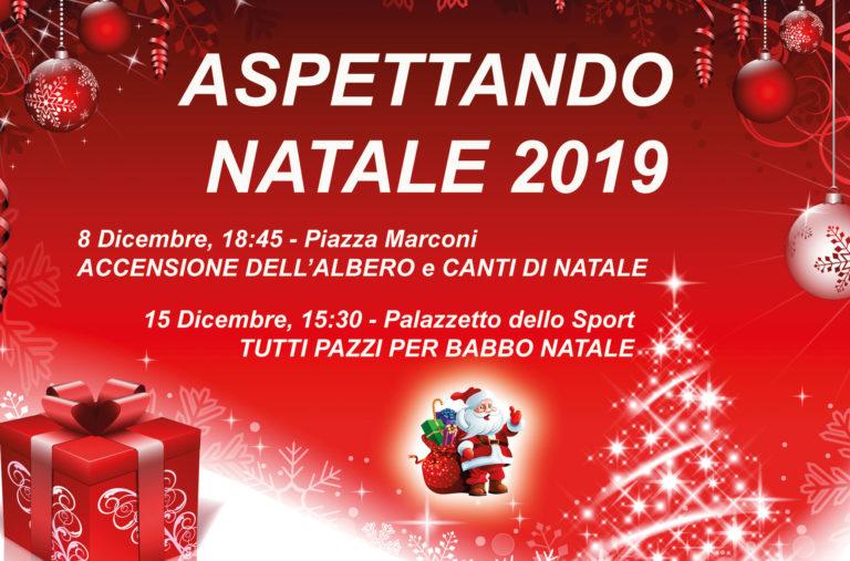 Aspettando il Natale 2019