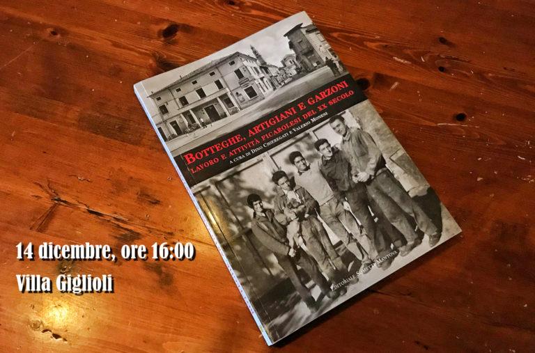 """Presentazione libro """"Botteghe, Artigiani e Garzoni di Ficarolo"""""""