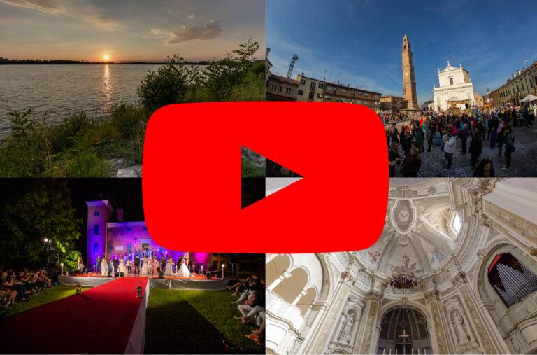 Pro Loco Ficarolo sempre più attiva YouTube, iscriviti ora!