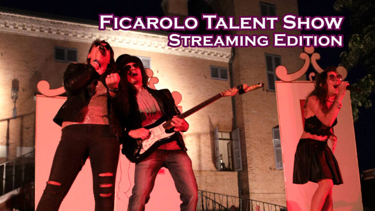Ficarolo Talent Show, streaming edition