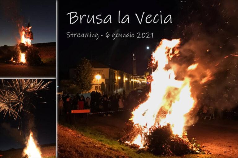 """Epifania 2021 con il """"Brusa la Vecia"""" 2020"""