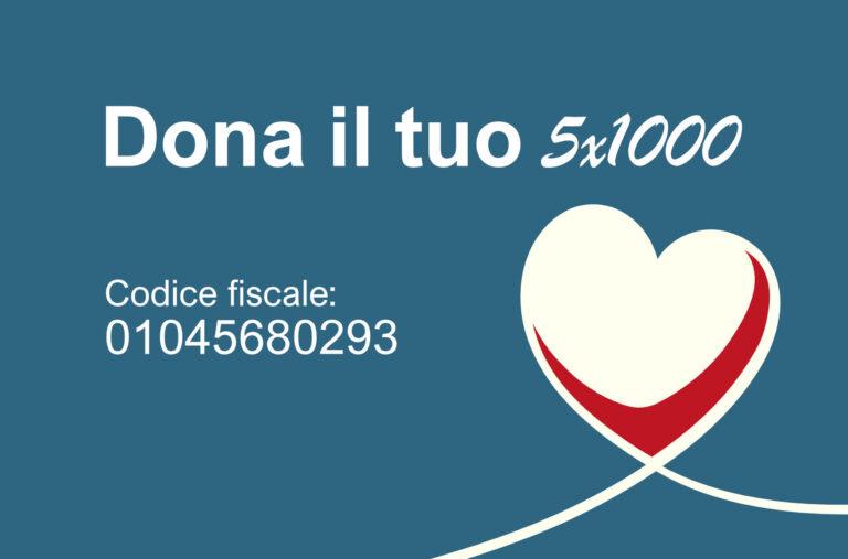 Dona il tuo 5x1000 a Pro Loco Ficarolo