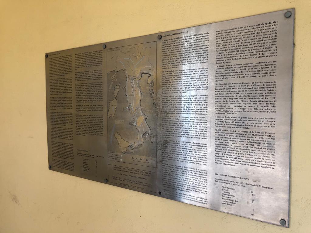Gli aviatori che morirono a Ficarolo il 21 e 22 aprile aprile 1945, saranno ricordati per sempre 7