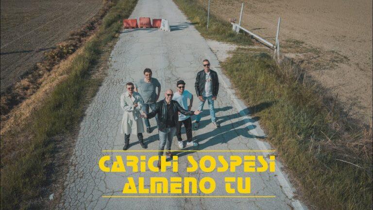 """""""Almeno Tu"""", il nuovo brano della band Carichi Sospesi"""
