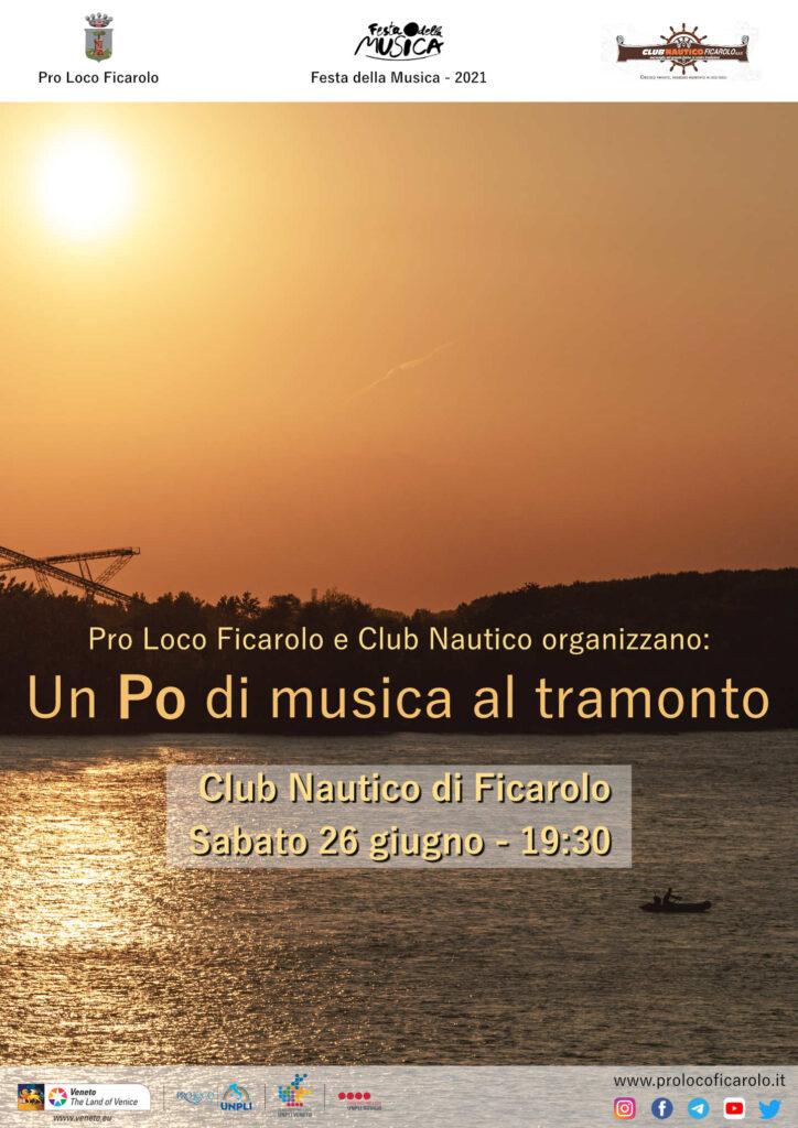 Un Po di Musica al Tramonto, Festa della Musica 2021 1